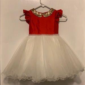 Little Girl's Formal Dress